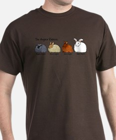 The Angora Rabbits T-Shirt