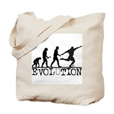 EVOLUTION Soccer Tote Bag