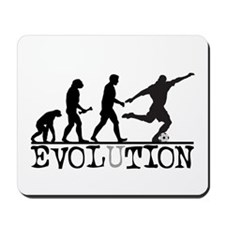 EVOLUTION Soccer Mousepad