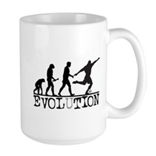 EVOLUTION Soccer Mug