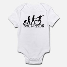 EVOLUTION Soccer Infant Bodysuit