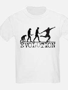 EVOLUTION Soccer T-Shirt