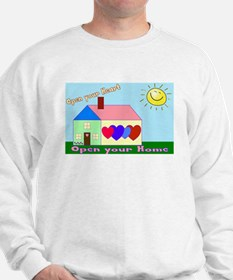 Unique Foster care Sweatshirt