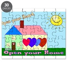 Cool Foster care Puzzle