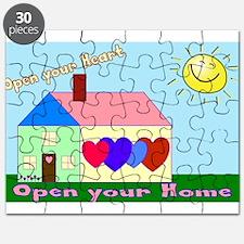 Unique Foster kids Puzzle