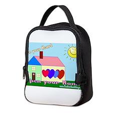Foster care Neoprene Lunch Bag