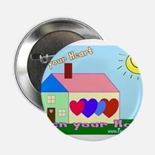"""Funny Foster child 2.25"""" Button"""