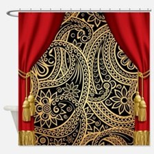 Classy Shower Curtain classy shower curtains | classy fabric shower curtain liner
