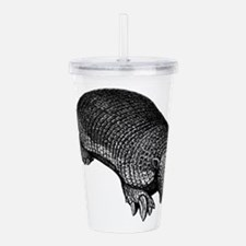 Giant Armadillo Acrylic Double-Wall Tumbler