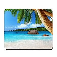 Tropical Island Mousepad