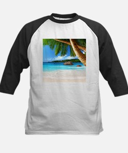 Tropical Island Baseball Jersey