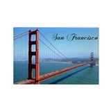 Golden gate bridge 10 Pack