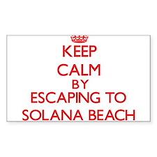 Keep calm by escaping to Solana Beach California S