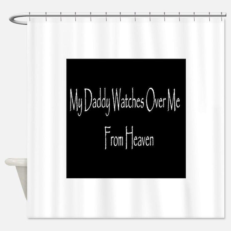 Cute . heaven Shower Curtain