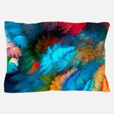 Abstract Clouds Pillow Case