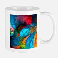 Abstract Clouds Mugs
