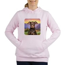 meadow.png Women's Hooded Sweatshirt