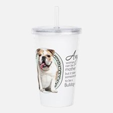 specialmom.png Acrylic Double-wall Tumbler