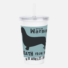 death4.png Acrylic Double-wall Tumbler