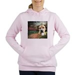 godmadedogs.png Women's Hooded Sweatshirt