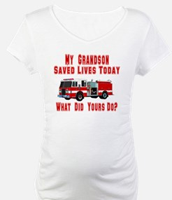 Grandson-What Did Yours Do? Shirt