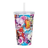 Skull Insulated Drinkware