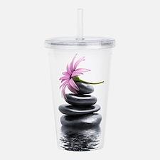 Zen Reflection Acrylic Double-wall Tumbler