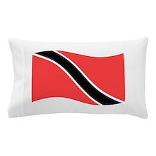 Waving Trinidad-Tobago Flag Pillow Case