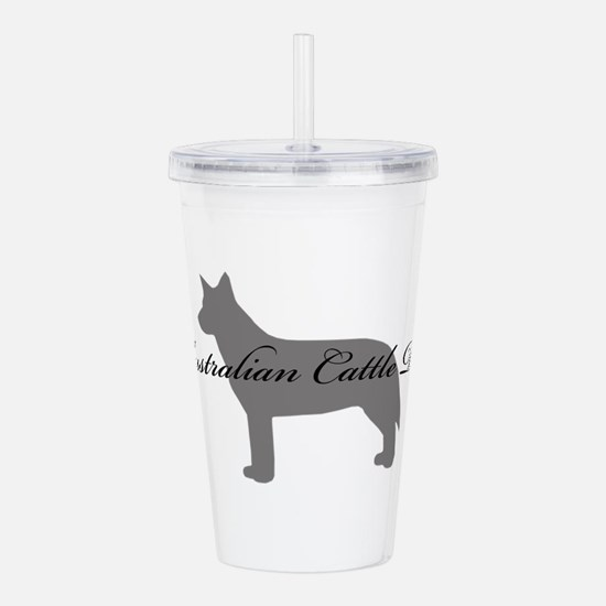 11-greysilhouette.png Acrylic Double-wall Tumbler