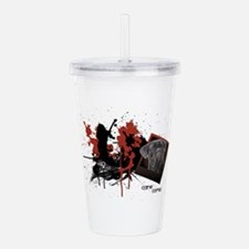 cane.png Acrylic Double-wall Tumbler