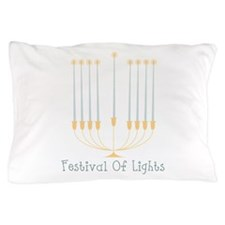 Festival Of Lights Pillow Case
