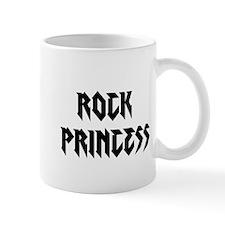 Rock Princess Mugs