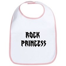 Rock Princess Bib