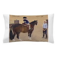 Cute Horse trainer Pillow Case