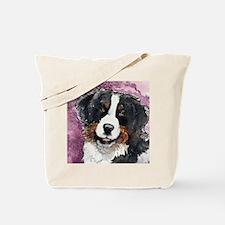Bernese Mountain dog.tif Tote Bag