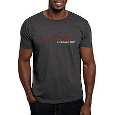 Law School Graduate 2007 (Maroon Script) T-Shirt
