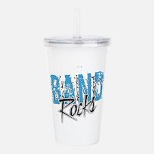 BAND Rocks Acrylic Double-wall Tumbler