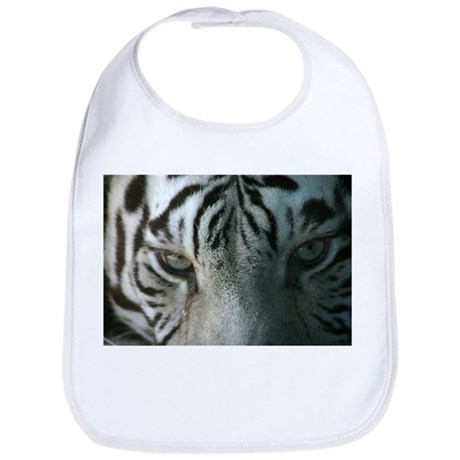 tiger eyes Bib