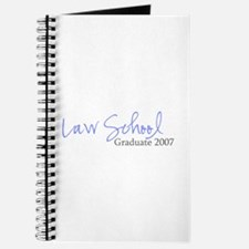 Law School Graduate 2007 (Blue Script) Journal