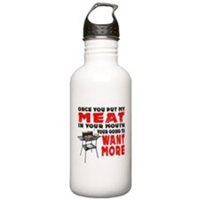 Once you put my Meat in Your Mouth Joke BRS Water