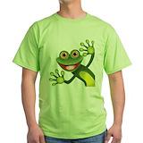 Frog Green T-Shirt