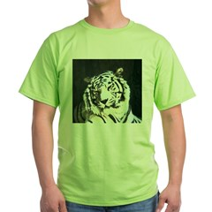 tiger back lit T-Shirt