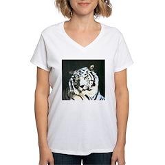 tiger back lit Shirt