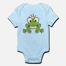 Frog Prince Body Suit