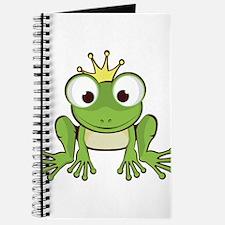 Frog Prince Journal