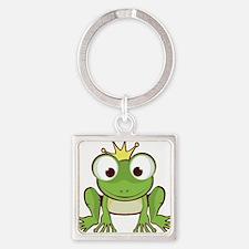 Frog Prince Keychains