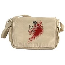 Cute Blood Messenger Bag