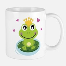 Frog Princess Mugs
