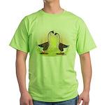 African Geese2 Green T-Shirt