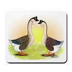 African Geese2 Mousepad